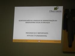 Conselho de Administração se reúne para prestação de contas