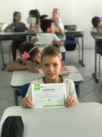 """OSB– Brusque/SC promove o programa de apoio pedagógico """"Observador Social Mirim"""""""