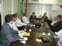 Ministério Público e OAB/SC apoiam os Observatórios Sociais catarinenses