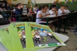 Programa Observador Social Mirim é apresentado a Secretária de Educação