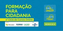 OSB lança 1º Ciclo de Cursos on-line gratuito
