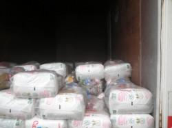 OSBr acompanha entrega de sacolões pela cidade
