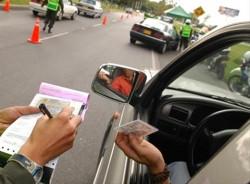Foram emitidas mais de 18 mil multas em Brusque no ano de 2012