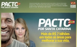 """Saiba mais sobre o programa """"Pacto por Santa Catarina"""""""