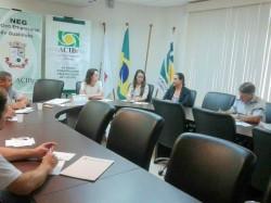 Núcleo Empresarial de Guabiruba propõe novas atividades para o OSBr