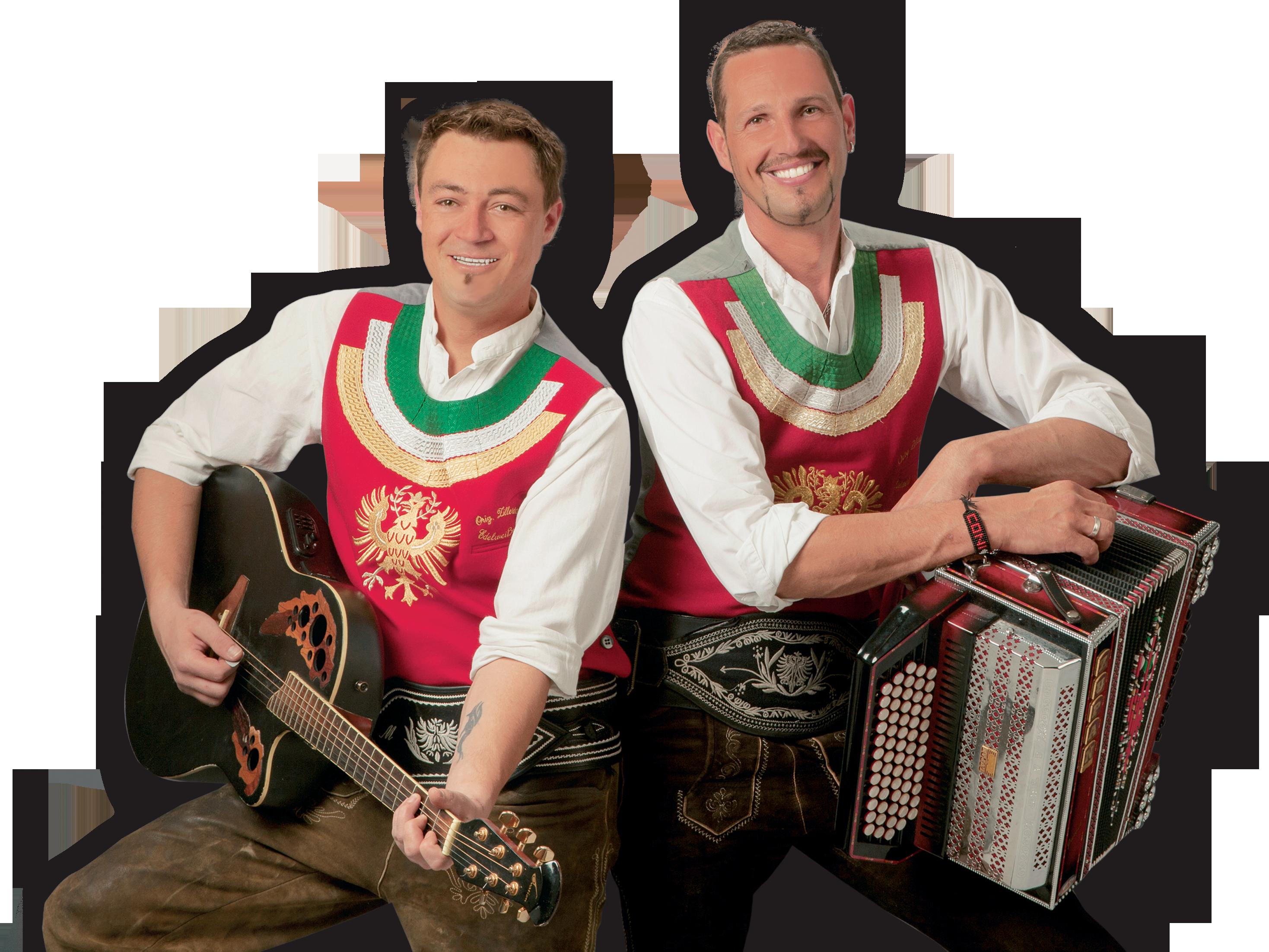 Zillertaler Edelweiss Duo