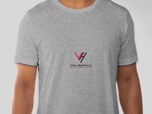 Vital Hearts CPR Logo Shirt
