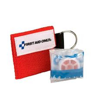 KEYCHAIN BREATHING BARRIER FOR FACE-PPE