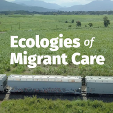 Website: Ecologies of Migrant Care