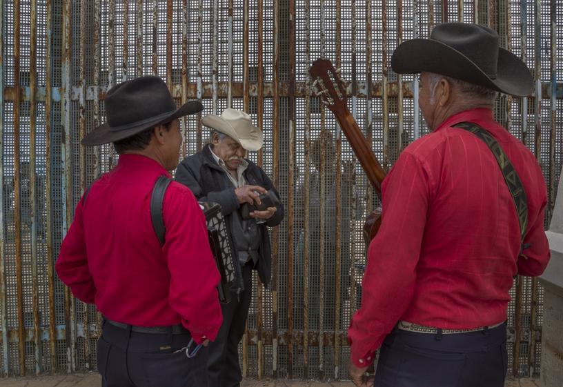 Exhibition: Griselda San Martin - The Wall