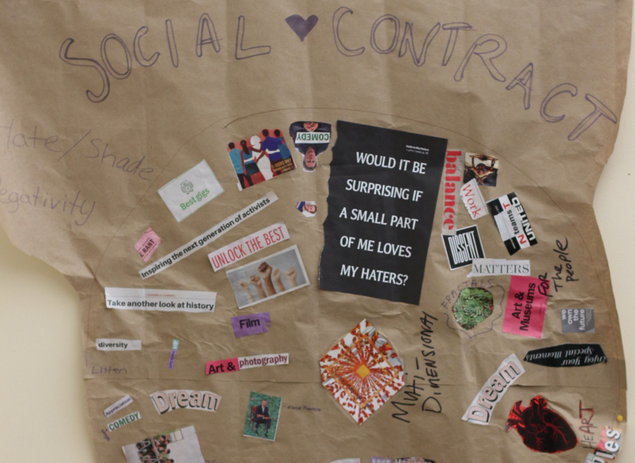 Youth Action Council's Social Contract