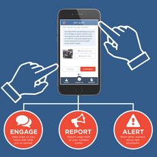 App: Jornalero