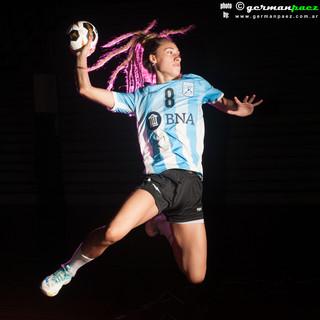 Camila Bonazzola - Seleccion Argentina de Handball