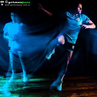 Macarena Sans - Seleccion Argentina de Handball