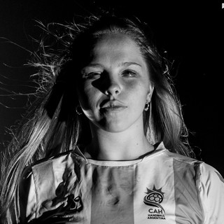 Malena Cavo - Seleccion Argentina de Handball
