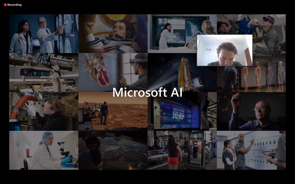 Microsoft's Vision on AI