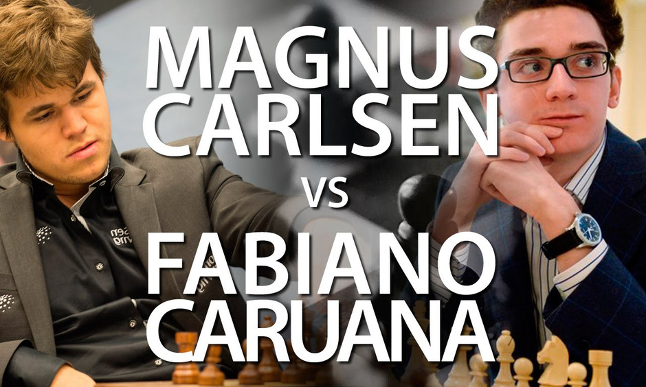 ...and lest we forget...Carlsen v Caruana for the king of the world. November is a chess month to re