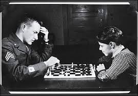 They say chess is war