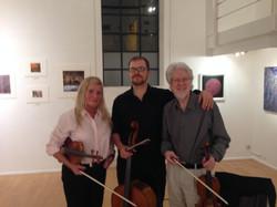 Kathy & Eric with Adam Cathcart
