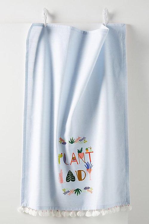 """Полотенце для посуды """"Plant Lady"""""""