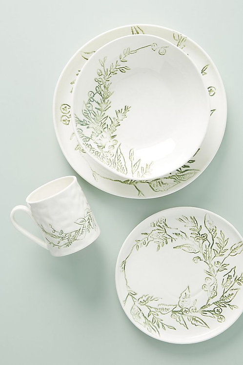 """Боковые тарелки """"Filippa"""". Набор из 4"""