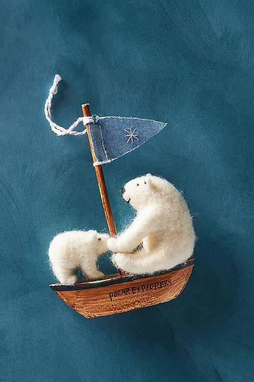 """Ёлочное украшение """"Polar Explorers"""" от Dinny Pocock"""