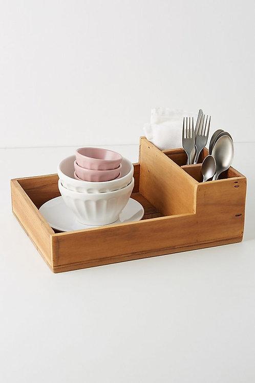 Поднос для хранения посуды