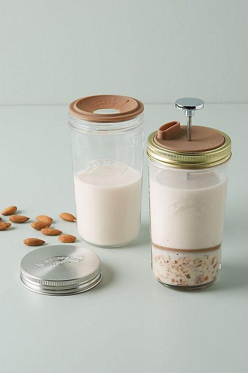 """Набор для приготовления молока """"Kilner"""""""
