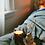 Thumbnail: Металлическая свеча с двумя фитилями от Candlefish