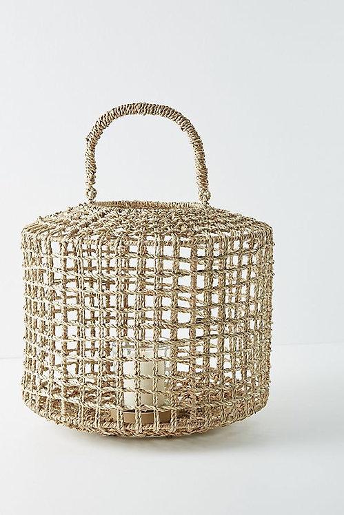 Подсвечник из бамбука