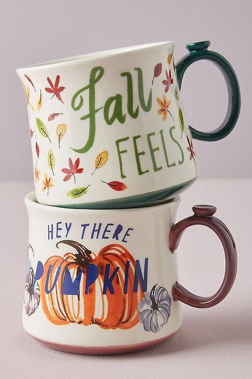 "Кружка ""Fall Festivities"""