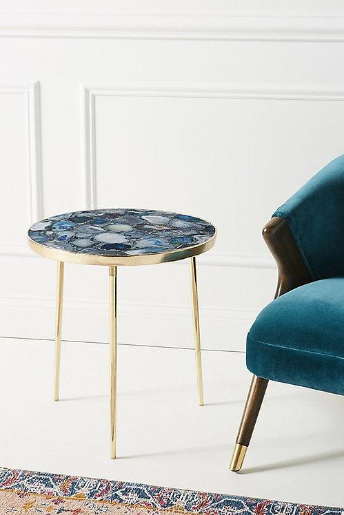 Прикроватный столик из агата