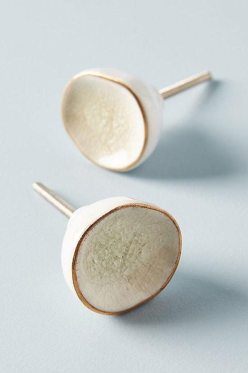 Керамические ручки для мебели. Набор из 2
