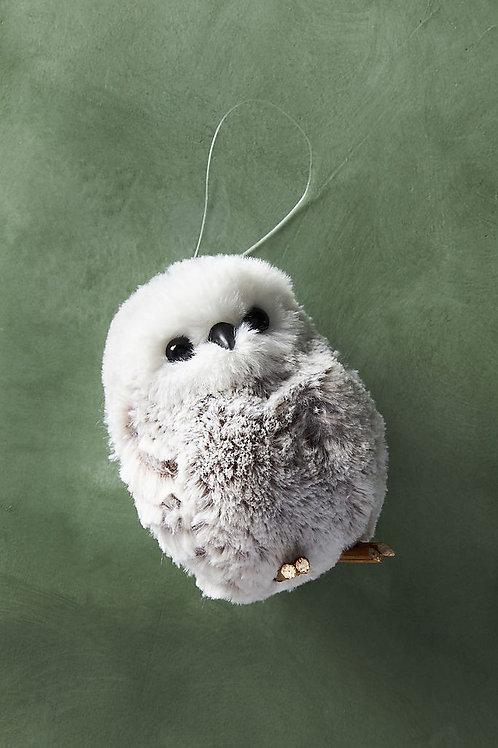 """Ёлочное украшение """"Puffy Owl"""""""