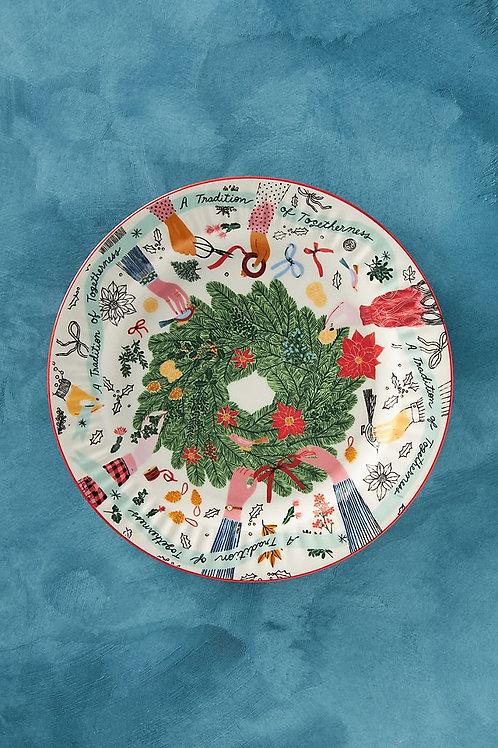 Десертная тарелка от George & Viv