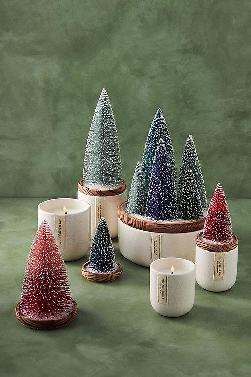 """Матовая свеча """"Brush Tree"""""""