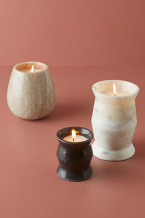 "Мраморная свеча ""Alasdair"""