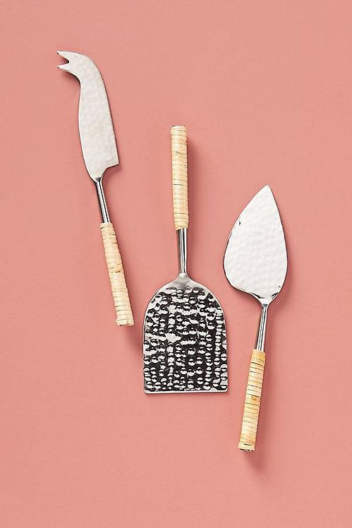 """Ножи для сыра """"Isabel"""". Набор из 3"""