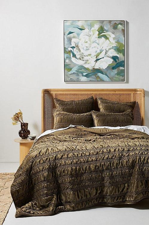 """Блестящее бархатное одеяло """"Alastair"""""""
