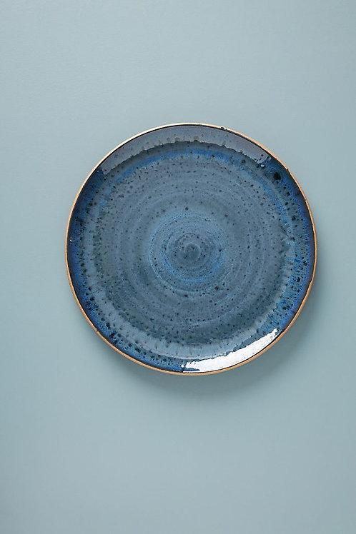 Тарелка из глицинии