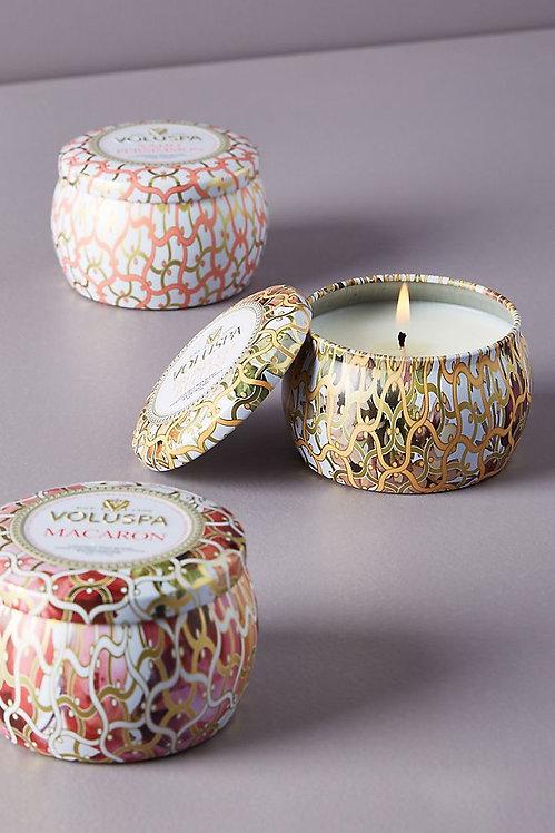 """Набор свечей """"Voluspa Maison Mini"""". Набор из 3"""
