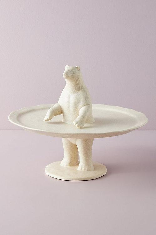 """Подставка для десертов """"Bear"""""""