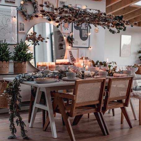 Как преобразить свой рождественский стол