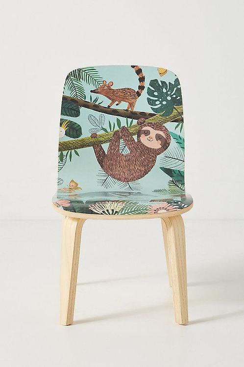 """Детское кресло """"Tropical Tamsin"""" от Rebecca Jones"""