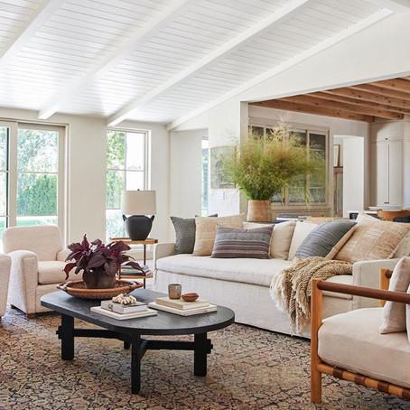 Интерьер дома от дизайнера Amber Lewis
