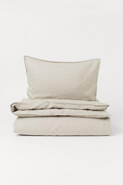 """Комплект постельного белья из льна """"Natural light"""""""