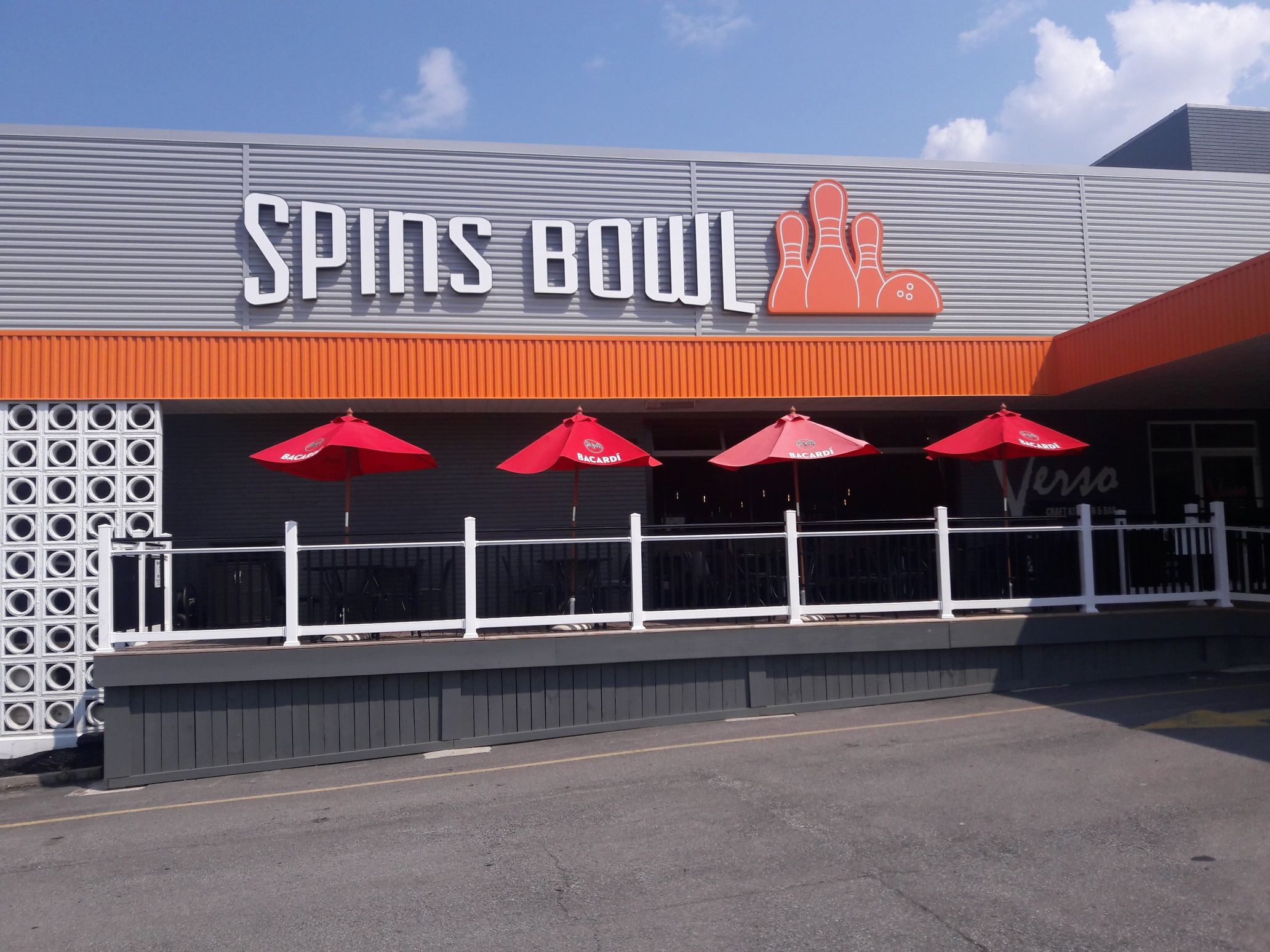 Spins Bowl Independence