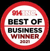 Diamond Properties Wins 914INC. Best of Business Award for 2021