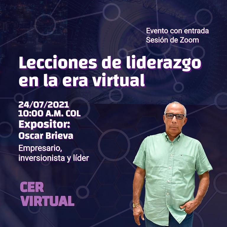Lecciones de liderazgo para la era virtual