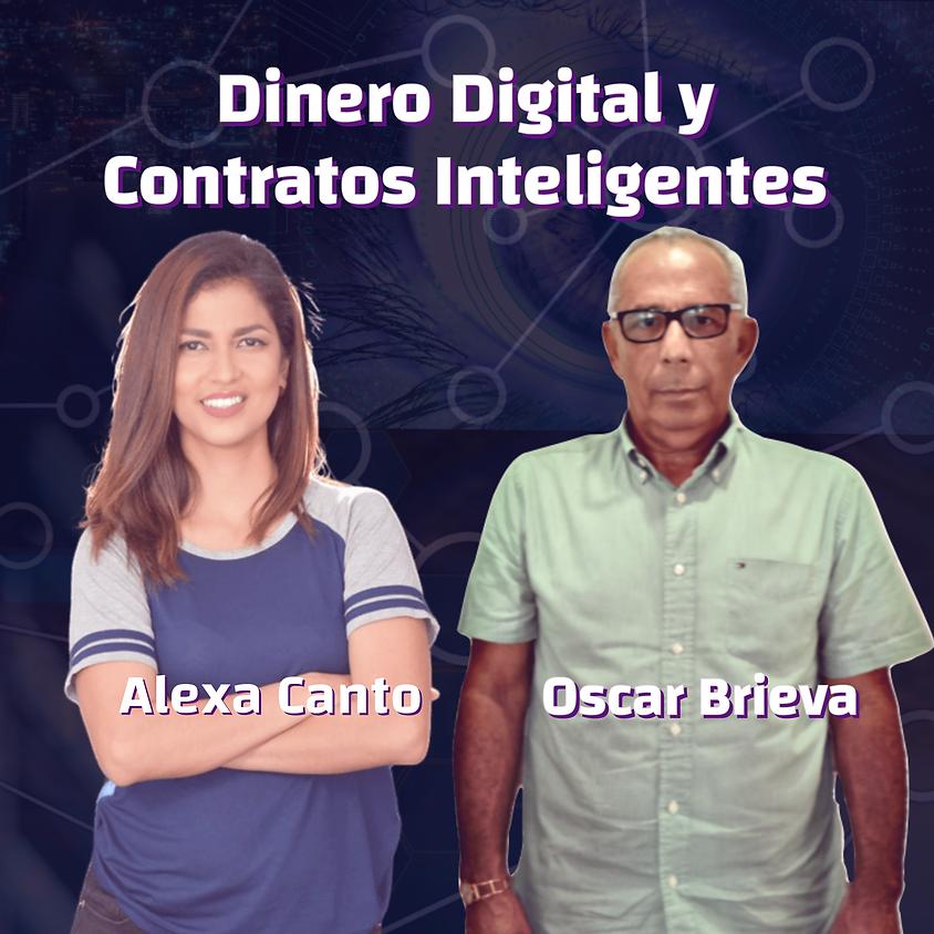 Dinero digital y contratos Inteligentes